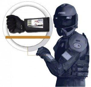 HP probará con el ejército las pantallas flexibles del futuro