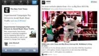 Twitter añade previsualizaciones de enlaces de algunos sitios colaboradores