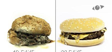 La hamburguesa fresca que ataca a la hamburguesa de comida rápida. El problema de la contaminación cruzada