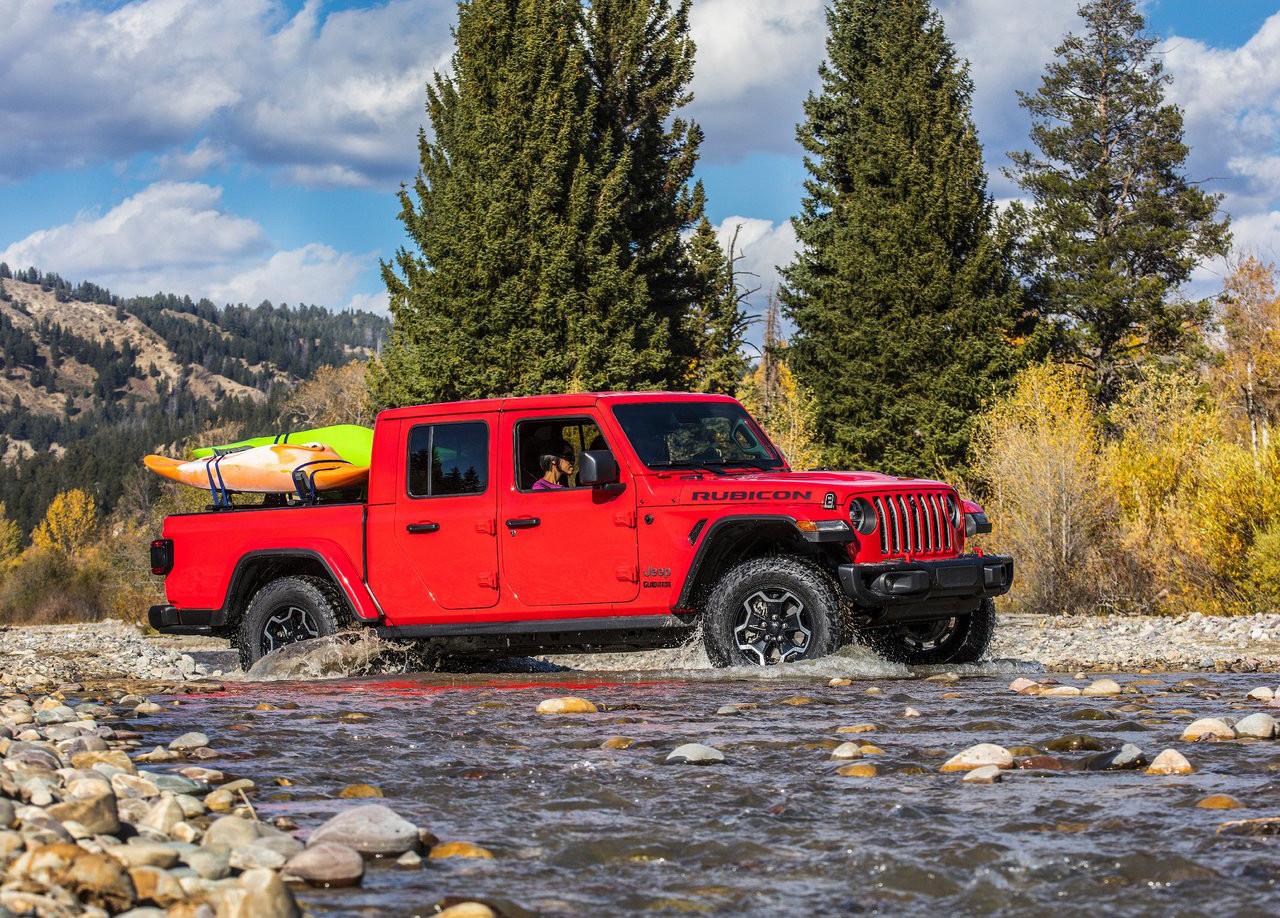 Foto de Jeep Gladiator 2020 (36/51)