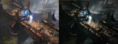 Diablo III - El bárbaro en el puente