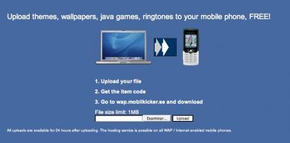 Pasa archivos a tu móvil sin cables ni Bluetooth