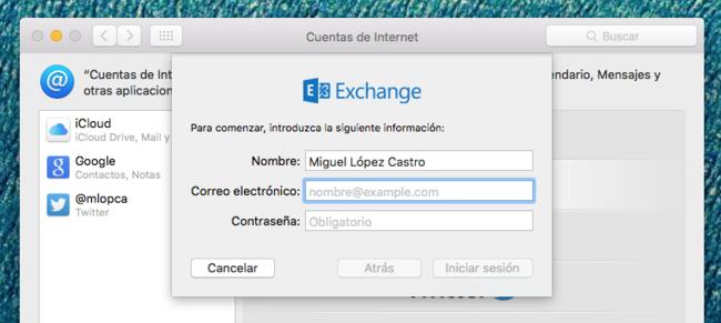 Os X El Capitan Google Calendar 6