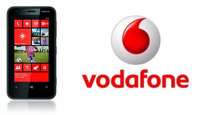Precios Nokia Lumia 620 con Vodafone