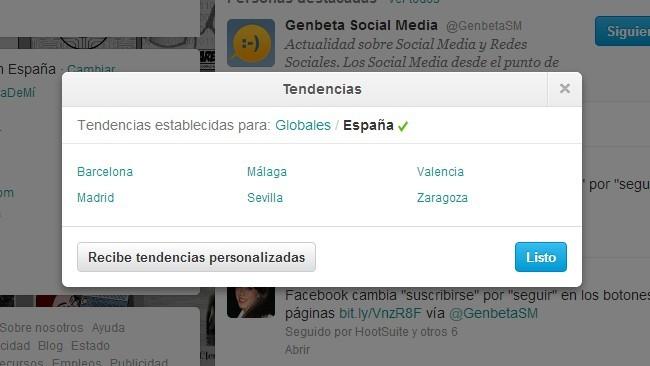 Genbeta Social Media - Twitter locales