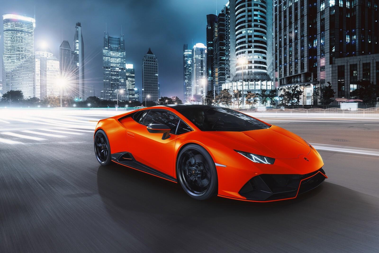 Foto de Lamborghini Huracán EVO Fluo Capsule (11/26)