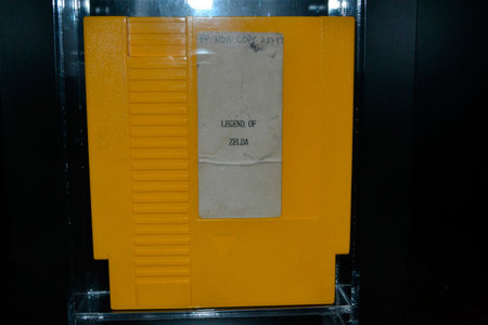 Zelda Prototipe NES