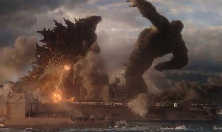 'Godzilla vs. Kong': más bofetadas monstruosas en las imágenes inéditas del tráiler japonés