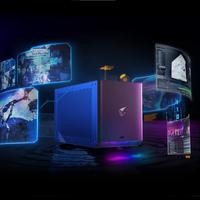 Jugar en un ordenador portátil o Notebook con los mejores gráficos de Ampere es posible gracias a la AORUS RTX 3080 Ti Gaming Box: una solución externa con refrigeración líquida