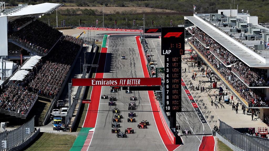 La Fórmula 1 anuncia que eliminará todo rastro de emisiones de carbono en sus coches antes de 2030