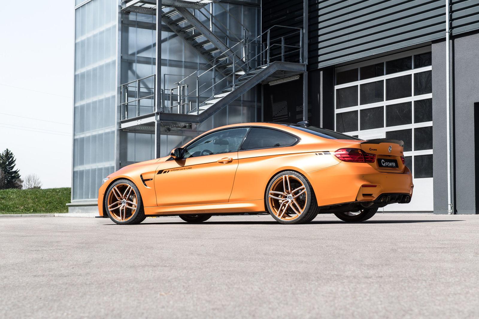 Foto de G-Power BMW M4 (3/6)