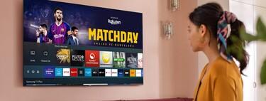 Samsung actualiza TV Plus: 40 canales de TV gratis antes de fin de año, más teles compatibles y una renovada interfaz
