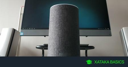 Cómo pedirle por voz a Alexa que borre tus grabaciones del historial de conversaciones