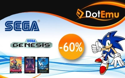 Clásicos de la Mega Drive de SEGA copan las rebajas de DotEmu