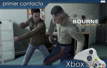 'La Conspiración Bourne': primer contacto