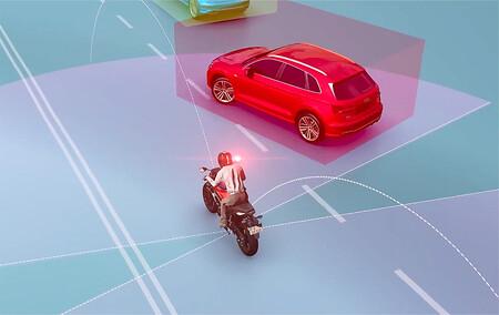 Ride Vision Sistema Asistencia Motorista 360 Camaras