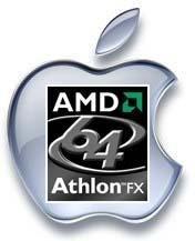 Apple terminará usando AMD, dicen en AMD