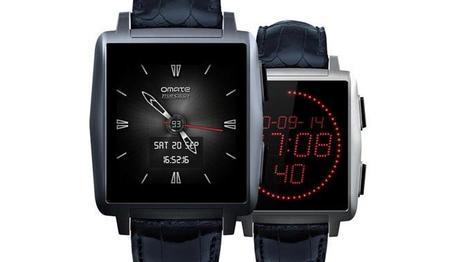 Omate se une a las empresas con Smartwatch