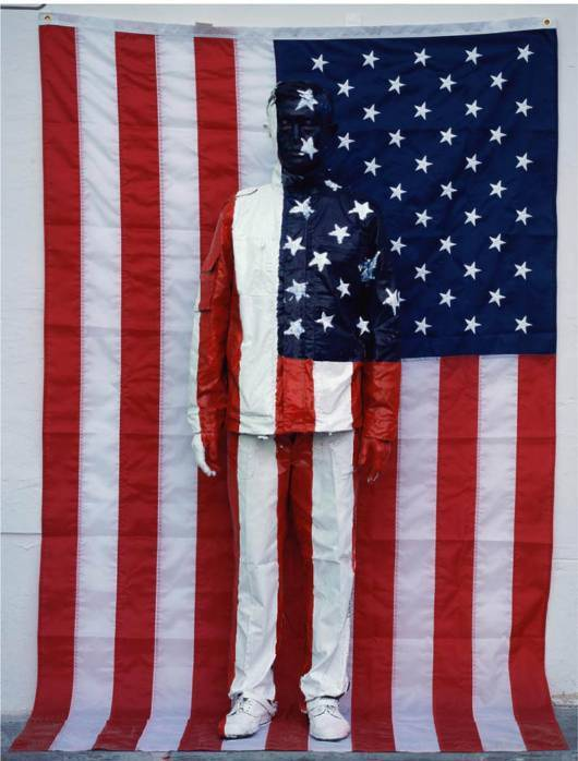 Hiding in the City: el hombre invisible. Liu Bolin