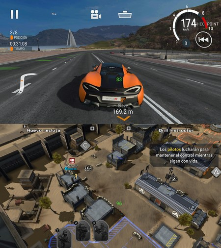 Juegos Razer Phone Fps