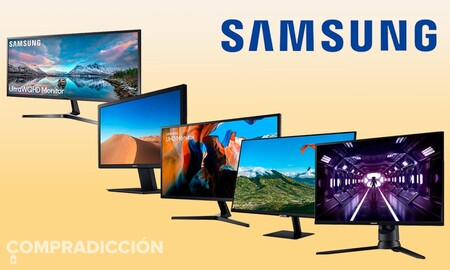 Amazon tiene en oferta varios monitores para PC de Samsung: estrena pantalla para jugar, trabajar o disfrugar de tu tiempo libre al mejor precio