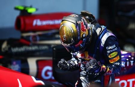Sebastian Vettel no está preocupado por quién será su compañero