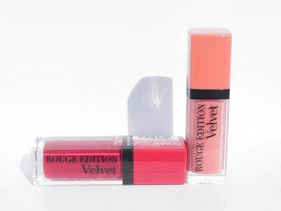 Probamos los labiales Rouge Edition Velvet de Bourjois: cremosidad e intensidad asegurada