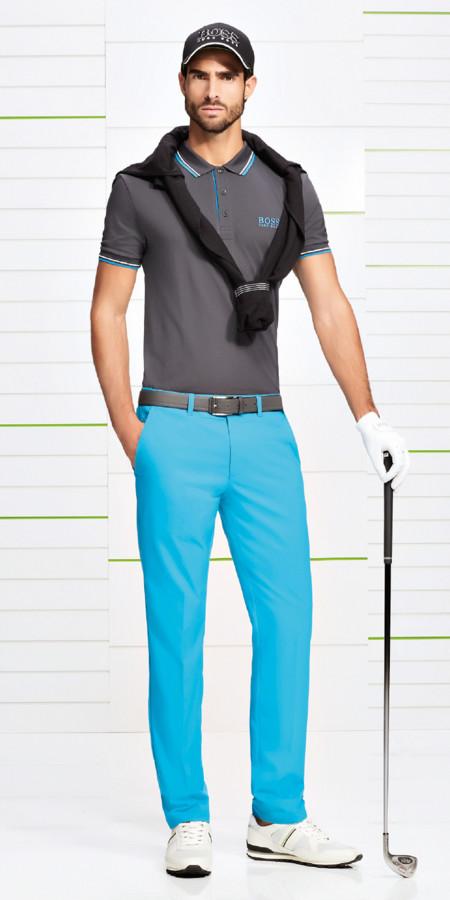 Agrega estilo a tu swing con la colección de Boss Green