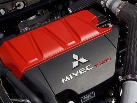 Mitsubishi 2.0 MIVEC Turbo