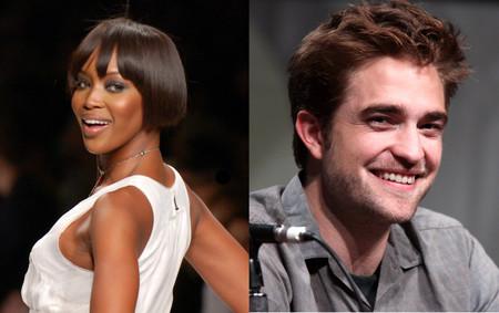 Naomi Campbell y Robert Pattinson se han hecho sus fotos de portada de revista en casa: ¿peligran los fotógrafos profesionales?