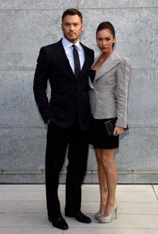 Megan Fox Semana de la Moda de Milán