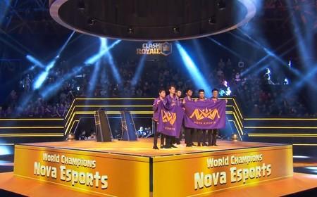 Nova Esports vence a Vivo Keyd en la CRL Worlds y sella un nuevo éxito para los esports chinos