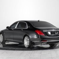 Inkas blinda el Mercedes-Maybach S 600
