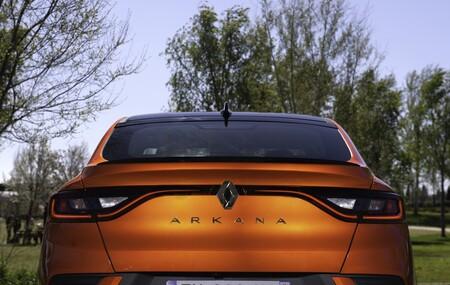 Renault Arkana E Tech 2021 Prueba 107