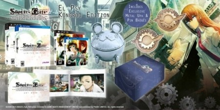 Steins Gate Psy Kongroo Edition Another Noob