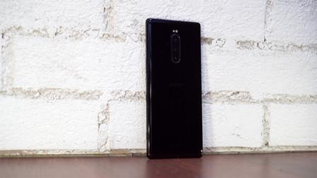 Sony Xperia 1 Trasera Pared