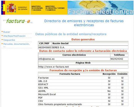 Base de Datos de Entidades Emisoras en España