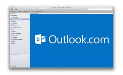 Aprovecha el nuevo soporte del protocolo imap de Outlook.com en Mail de OS X