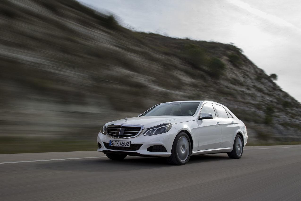 Foto de Mercedes-Benz Clase E 2013 (presentación) (23/48)