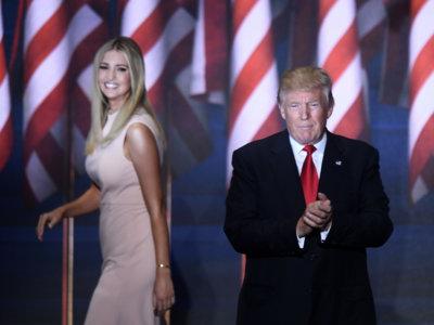 Donald Trump se ve obligado a darle un buen tirón de orejas a su hija por no fijarse dónde compra