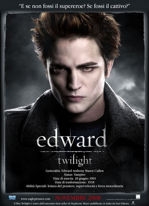 Foto de 'Twilight', tres nuevos posters (1/3)