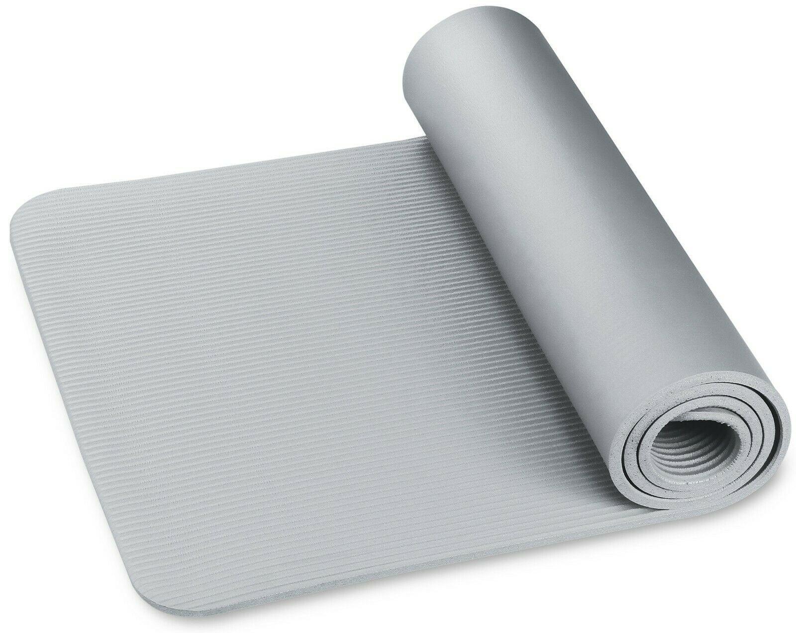 Esterilla de Yoga y Fitness NBR INDIGO 173 * 61 * 1,5 cm Gris