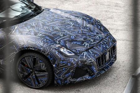Maserati Granturismo 2021 Teaser 004