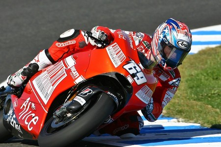Motos Nicky Hayden 10