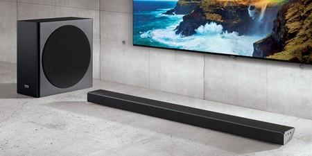Las nuevas barras de sonido Samsung Q60R, Q70R y Q90R llegan a España dispuestas a acompañar a sus televisores QLED
