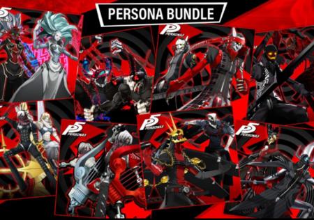Persona 5 Persona Bundle