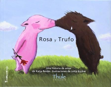 rosa y tufo