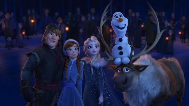 Por qué todo el mundo odia el corto de 'Frozen' que Disney proyecta delante de 'Coco'