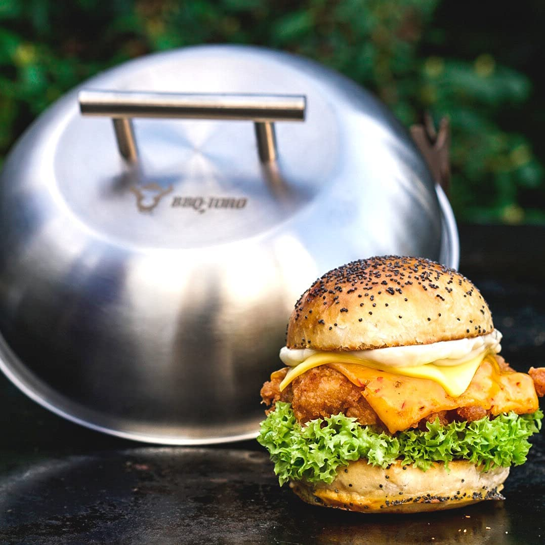 Campana BB1-Toro para hamburguesas