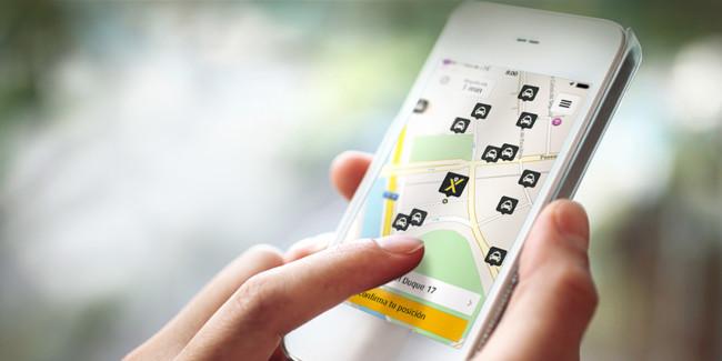 Taxi myTaxi